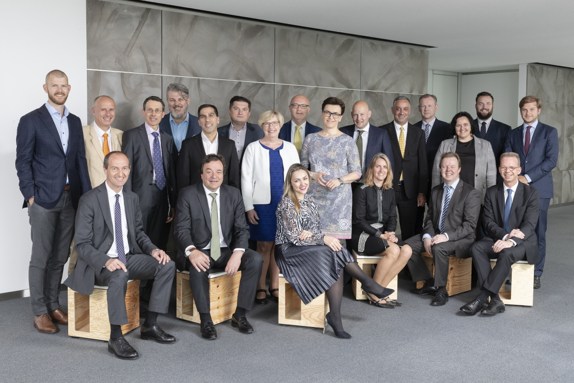 Connector Banking Club General Committee 2019